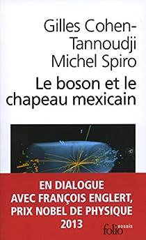 Le boson et le chapeau mexicain par Cohen-Tannoudji