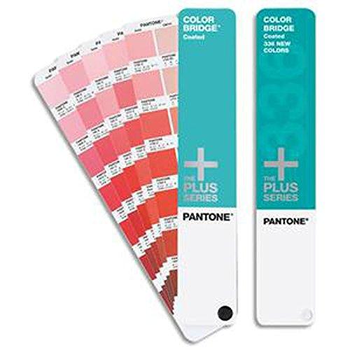 Nuancier Pantone Color Bridge tons directs et quadrichromie 1755 couleurs