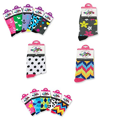 Mismatched Sock-Kids Size - Your Photo Booth Own Creating