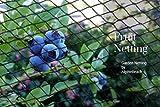 AlpineReach Garden Netting Kit 7.5 x 65 Feet