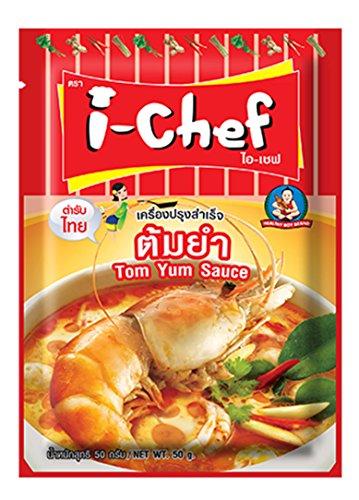 Chefs Sugar Bowl - Tom Yum Sauce 2pk by i-Chef (Halal Food)