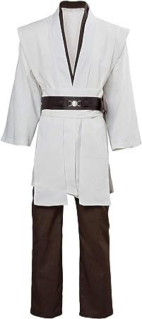 RedJade OBI WAN Kenobi Jedi Caballero Traje de Cosplay Disfraz ...