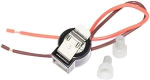 ForeverPRO 12001937 Thermostat Kit for Whirlpool Refrigerator 12001937 8170904 1023500 67001202