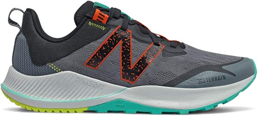 New Balance Nitrel V4 Trail, Zapatillas para Carreras de montaña para Hombre: Amazon.es: Zapatos y complementos