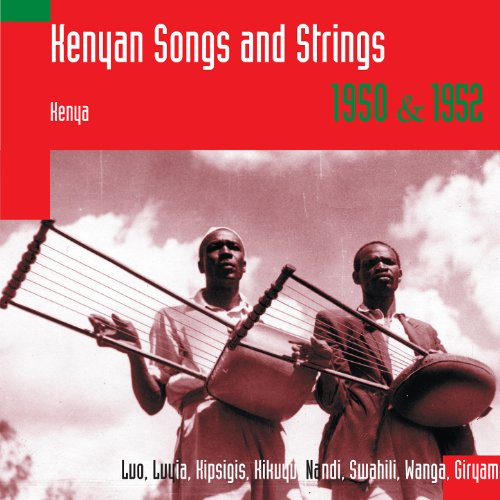 Kenyan Songs and Strings