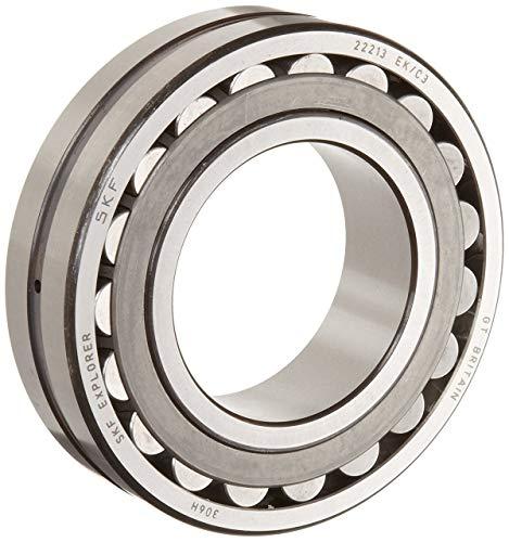 SKF 22211 EK/C3 Spherical Roller Bearing - Tapered Bore