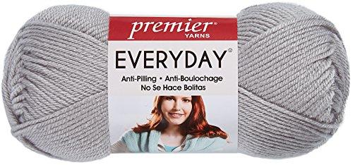 - Premier Yarn Deborah Norville Everyday Solid Yarn 23 Mist