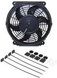 98 grand prix cooling fan relays - Hayden Automotive 3670 Rapid-Cool Thin-Line Electric Fan