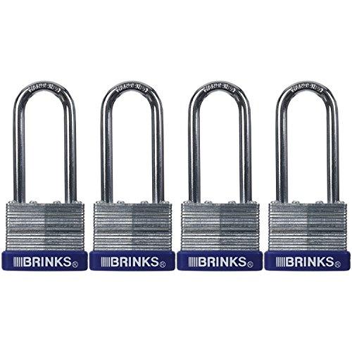 Brinks Steel Padlock - 1