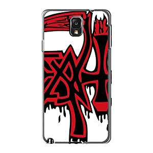 Samsung Galaxy Note3 YXj3090ABUD Custom Lifelike Metallica Skin Excellent Hard Phone Cases -Marycase88