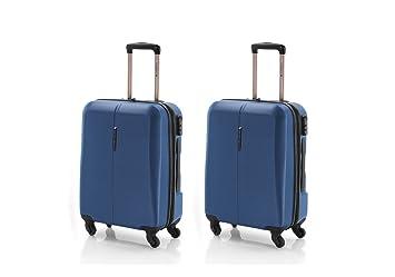 Gabol paradise juego de 2 maletas de cabina 36 litros: Amazon.es: Equipaje