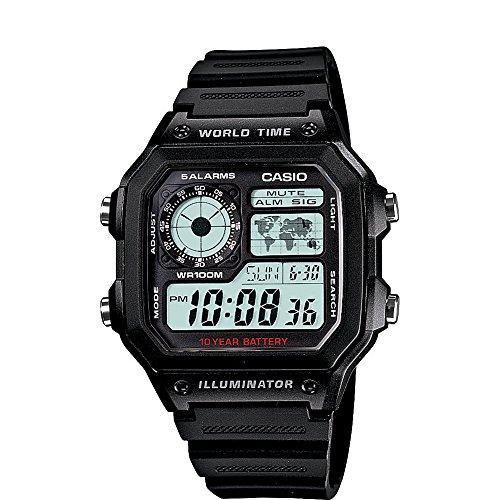 Casio Men's Digital Watch by Casio
