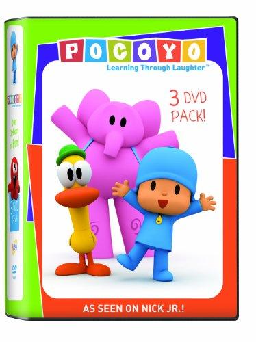 Pocoyo - 3 pack - Super/Party/Dance -
