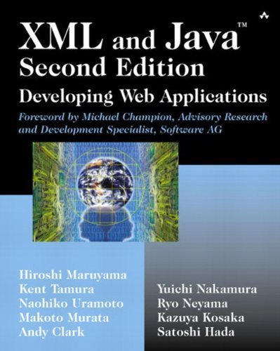 XML and Java: Developing Web Applications by Maruyama, Hiroshi, Uramoto, Naohiko (1999) Taschenbuch