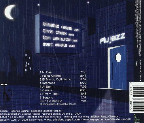 Plujazz: Elisabet Raspall Quartet: Amazon.es: Música