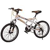 Benotto Bicicleta Fireback FS MTB Acero R20 21V Niño Sunrace Frenos V