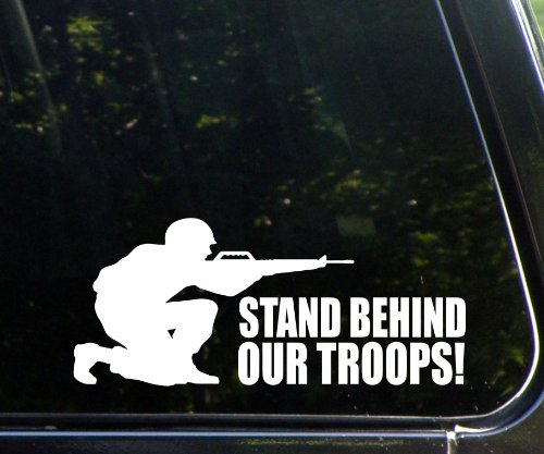 Stand Behind Our Troops (9