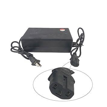 Amazon.com: 72 V 2.5 Amp 20 Ah Cargador de batería para ...