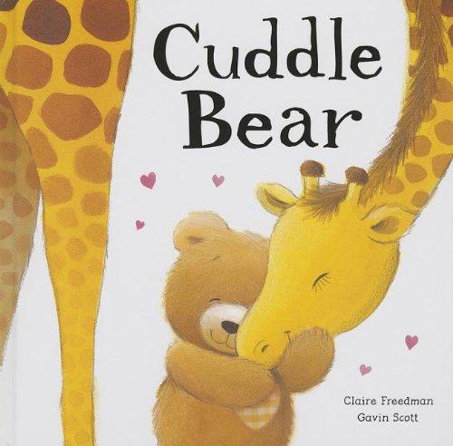 Claire Bear (Cuddle Bear)
