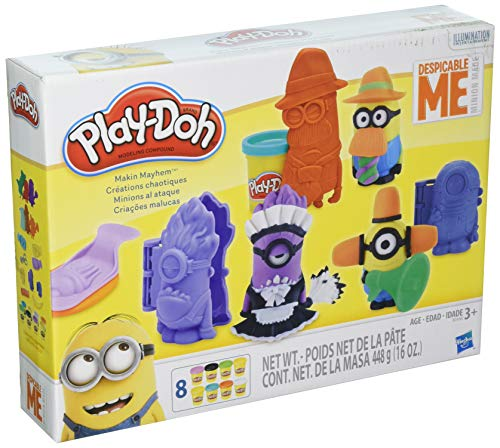 Play-Doh Makin' Mayhem Set Featuring Despicable Me Minions from Play-Doh