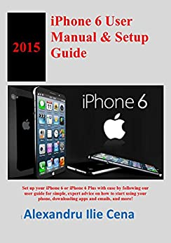 iphone 6 manual iphone 6 user manual amp setup guide iphone 11358
