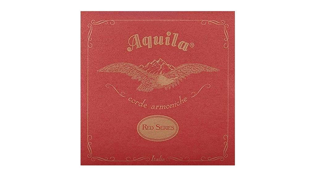 Aquila 89U RED BARI Uke Low-D Tuning DGBE wound D /& G-string