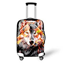 Coloranimal Personalized 3D Animals Luggage Protector Elastic Suitcase Cover
