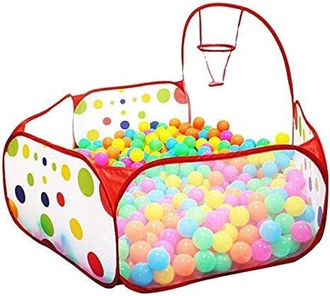 Amazon.com: isusser Kids Ball Pit Ball tienda de campaña ...