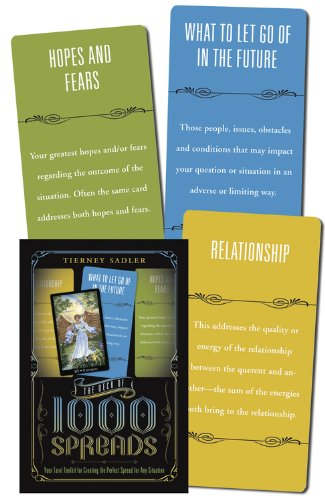 The Deck of 1000 Spreads: Your Tarot Toolkit for Creating the