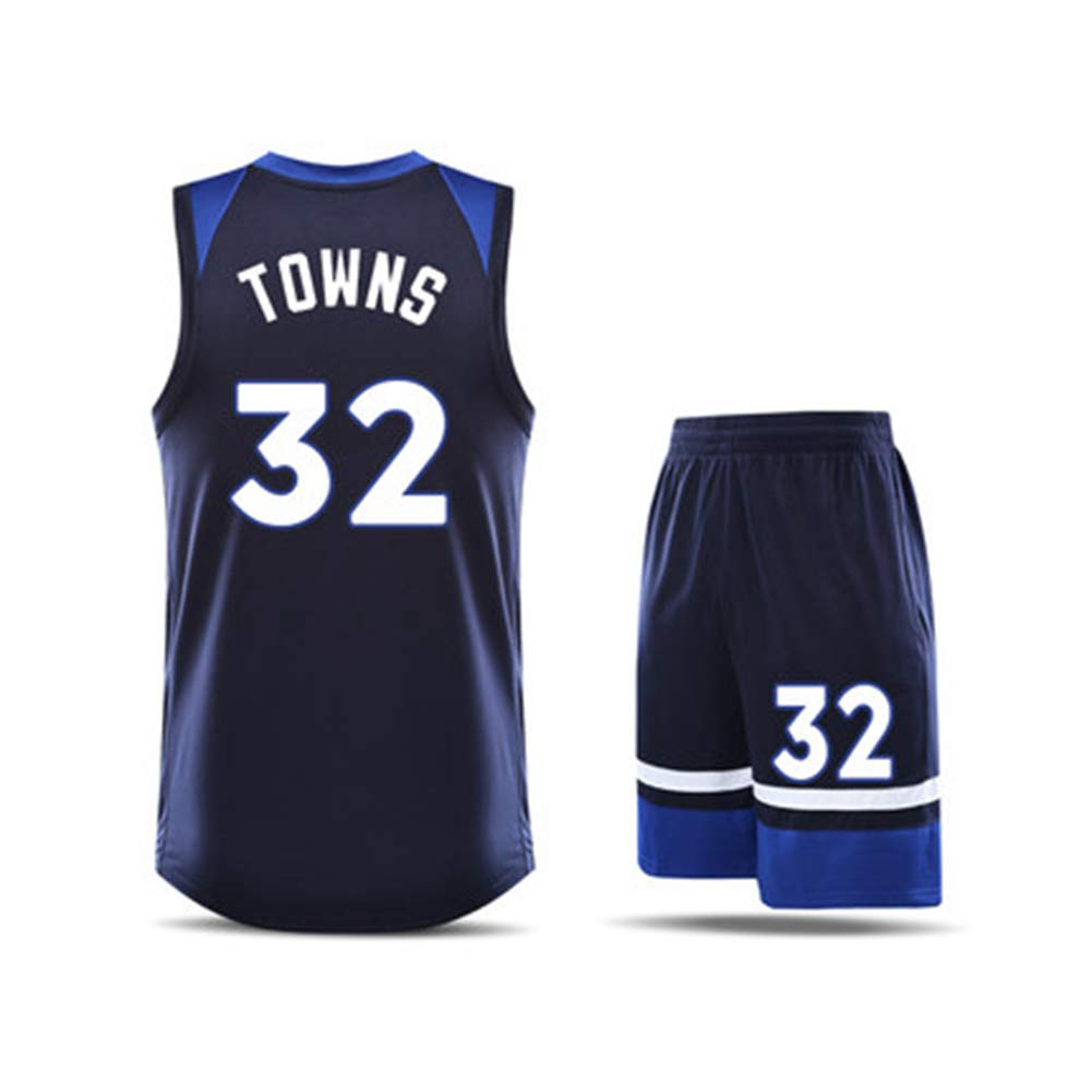 Li Kun Peng Arl Anthony Towns No 32 Minnesota Timberwolves