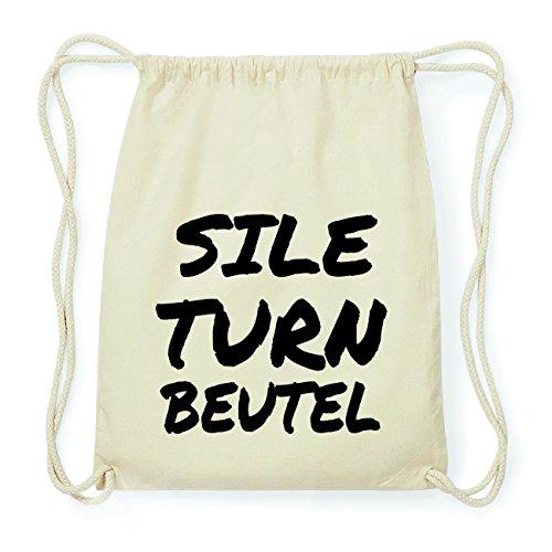 JOllify SILE Hipster Turnbeutel Tasche Rucksack aus Baumwolle - Farbe: natur Design: Turnbeutel i1Vhy