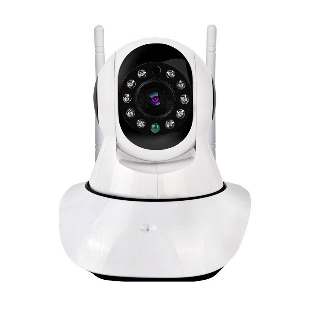 Baby Monitor Wireless 1080P Security Camera, 2.4G WiFi IP Camera Home Surveillance for Baby/Elder/Pet/Nanny/Shop Monitor Video Cam, Pan/Tilt, Two-Way Audio & Night Vision Camera by  (Image #2)