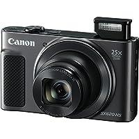 Canon PowerShot SX620 HS (Black) International Version...