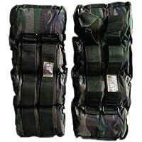 Colado Men's & Women's Polyester Wrist & Ankle Weight Wraps 500 Gm/1 Pair