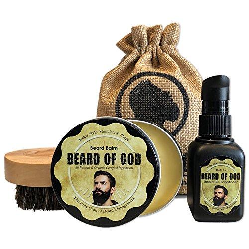 Beard God Conditioner Hand Cut Organic