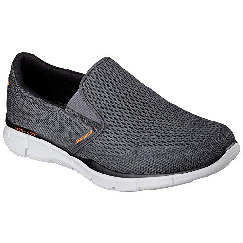 Shoes Play Ccor Double Skechers Black Gray Low Equalizer Men's Top ctPWqY6w