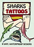 Sharks Tattoos (Dover Tattoos)