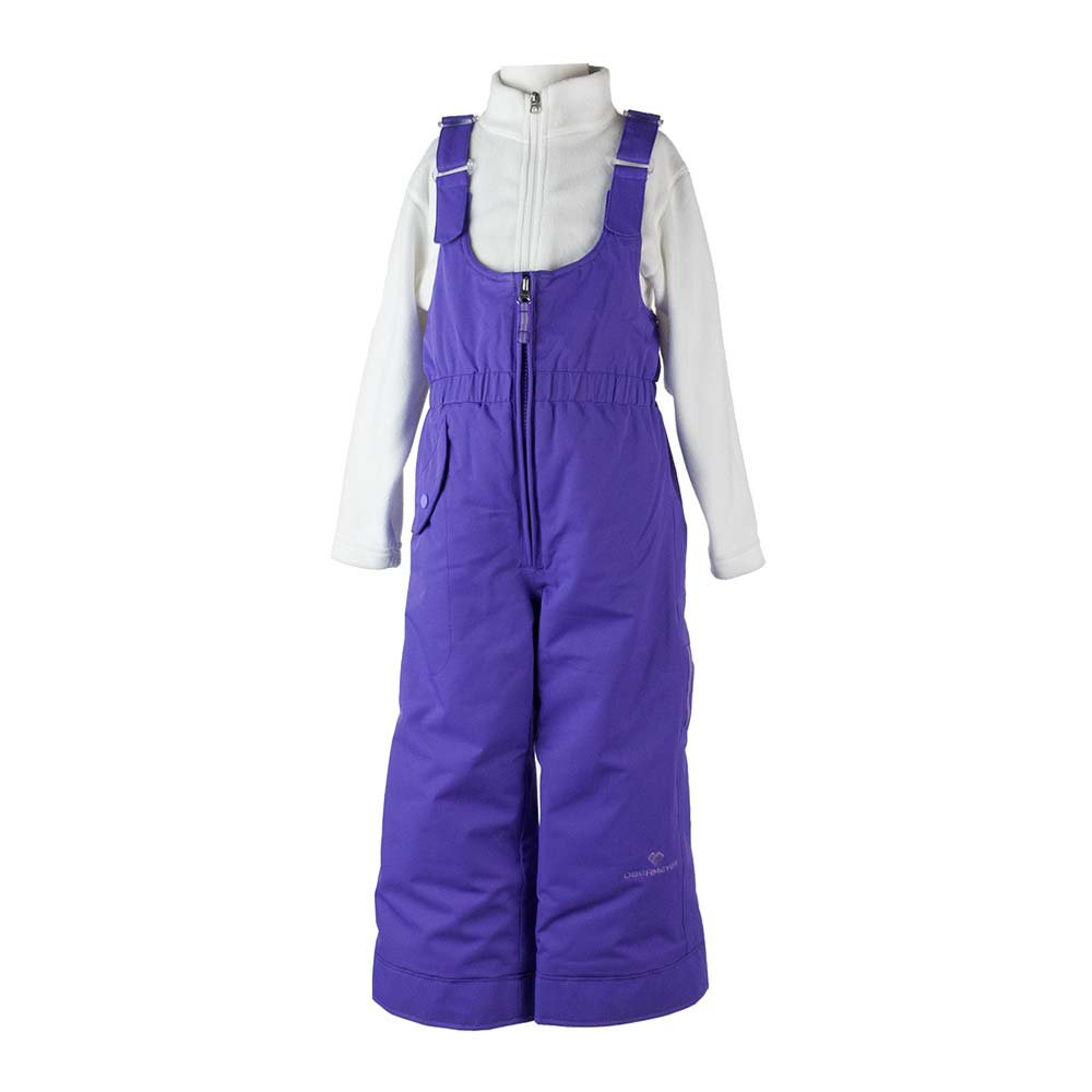 Obermeyer Kids Womens snoverall Pants ( Toddler / Little Kids / Big Kids ) B01N0F5A9K 1T (Toddler)|Grapesicle Grapesicle 1T (Toddler)