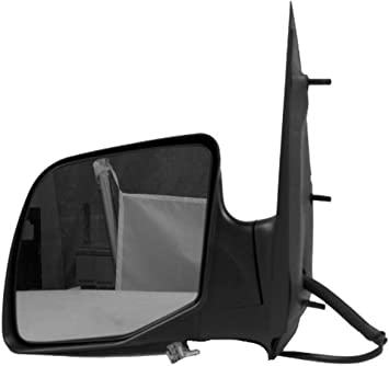 Amazon Com Oe Replacement Ford Econoline Van Driver Side Mirror Outside Rear View Partslink Number Fo1320229 Automotive