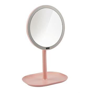 DESK LAMP 7X Espejo de luz de vanidad de Aumento LED Espejo de Sensor de Movimiento
