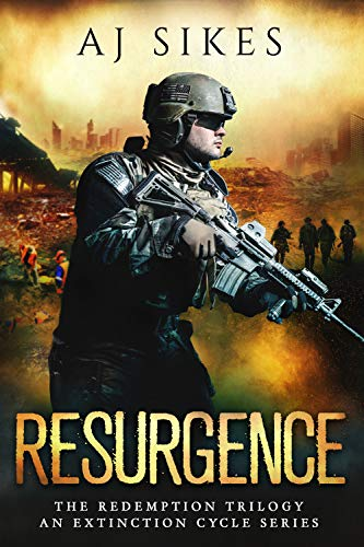 Resurgence (Redemption Trilogy Book 3) by [Sikes, AJ]