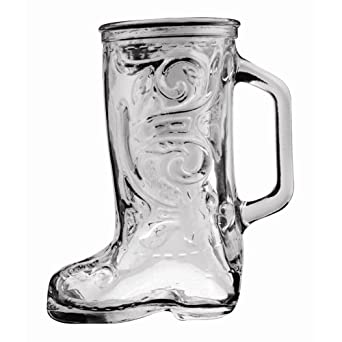 Anchor Hocking 162U 5-1/4 Inch Diameter x 6 Inch Height, 12.5-Ounce Boot Beer Mug (Case of 24)
