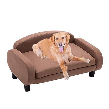 Genial Tongli Pet Sofa Soft Warm Dog Sofa Bed For Medium U0026 Large Dog Cats