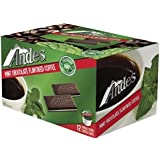 Andes Mint Chocolate Flavored Coffee K-Cups, 12 count