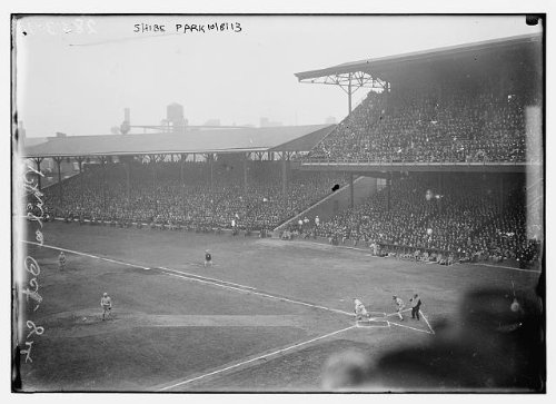 HistoricalFindings Photo: Shibe Park,Connie Mack Stadium,October 8,1913,baseball park,Philadelphia,PA