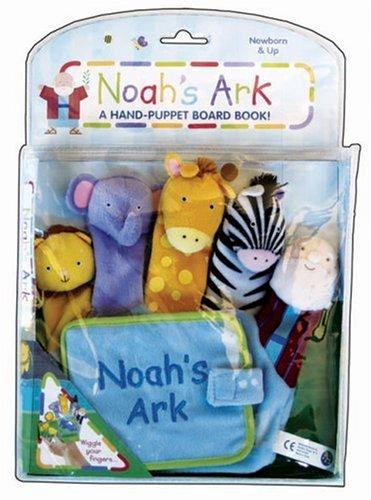 Noah's Ark: A Hand-Puppet Board Book