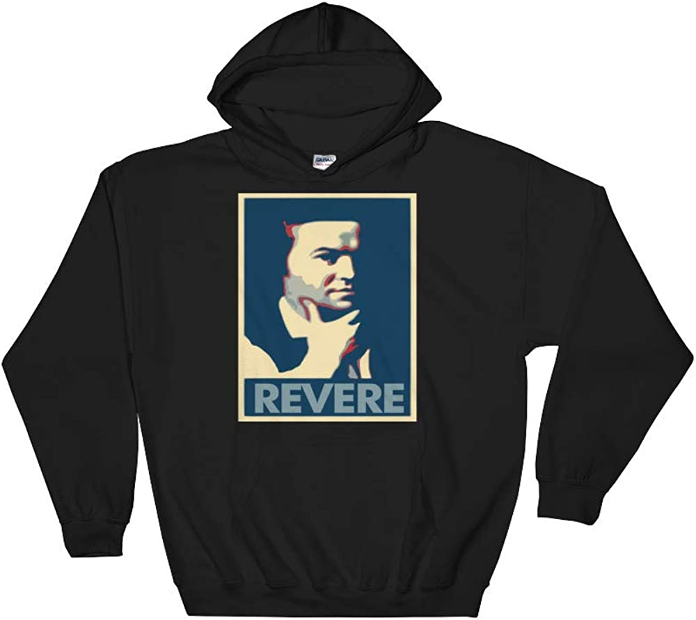 Stachimals Political Parody with Paul Revere Hoodie