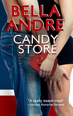 book cover of Candy Store