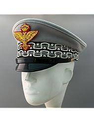 REPLICA WW2 ITALIA PRIMO MARESCIALLO DELL IMPERO VISOR HAT