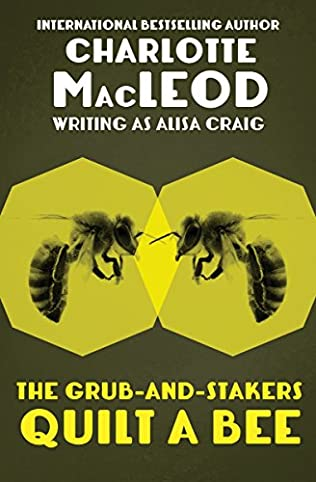 book cover of The Grub and Stakers Quilt A Bee